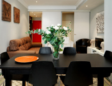 Three Bedroom Apartment Paseo de Gracia 58